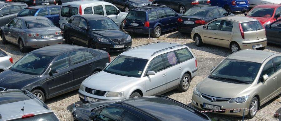 Parking Okęcie